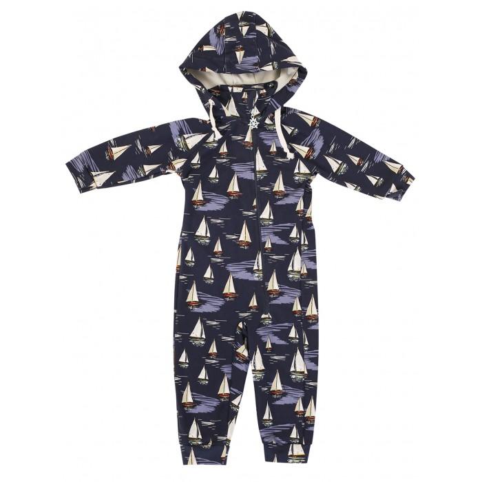 Babyglory Комбинезон для мальчика Капитан KT00409