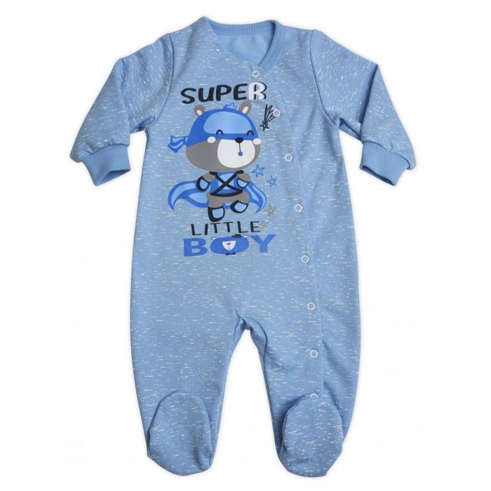 Babyglory Комбинезон для мальчика Супергерои CH004