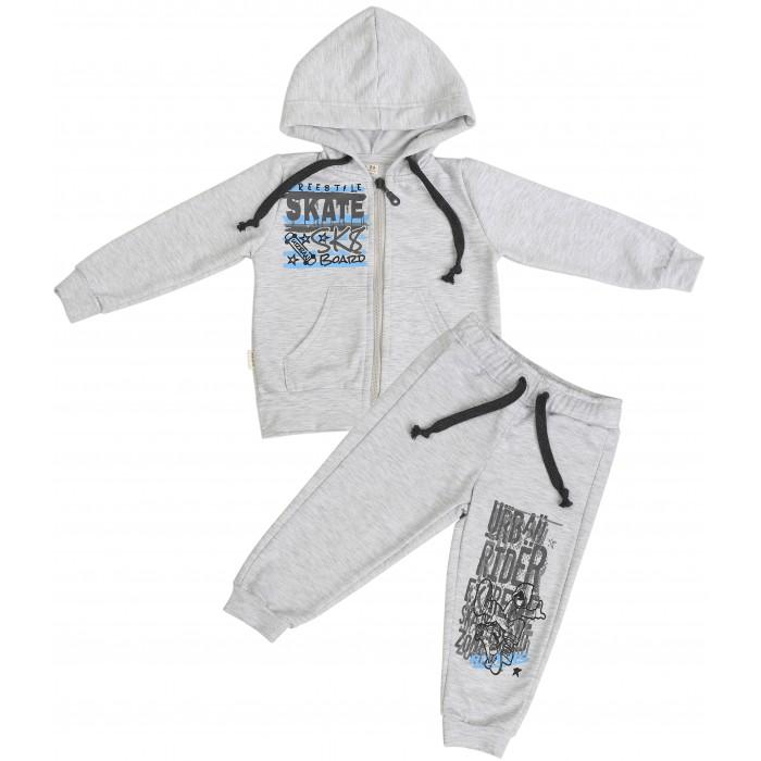 Комплекты детской одежды Babyglory Комплект для мальчика Skateboarder комплекты детской одежды rodeng комплект для мальчика r1138