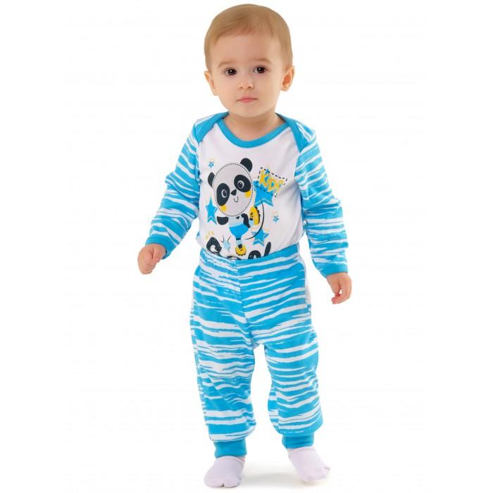 Babyglory Костюм боди и штанишки Panda Cool