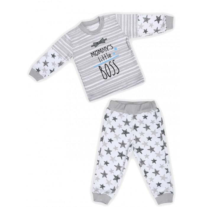 Babyglory Пижама для мальчика Little Boss