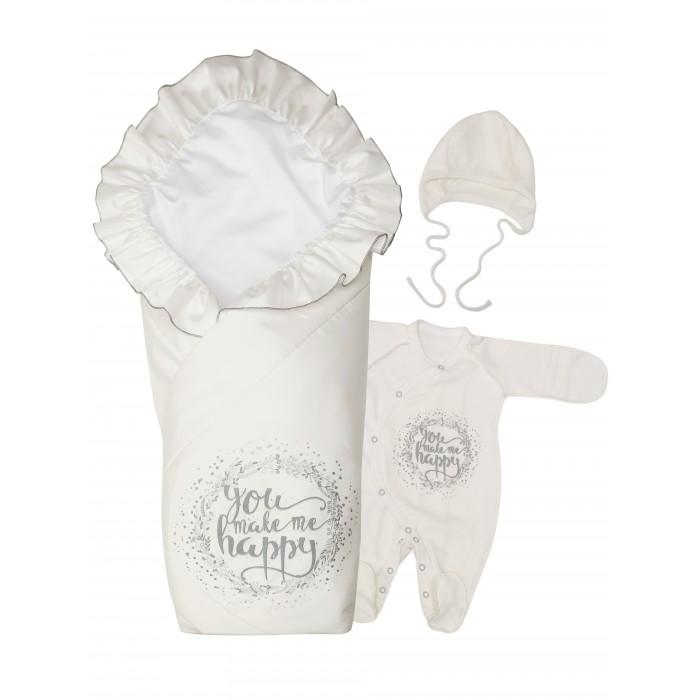 Babyglory Комплект на выписку Счастье лето (4 предмета) Комплект на выписку Счастье лето (4 предмета)
