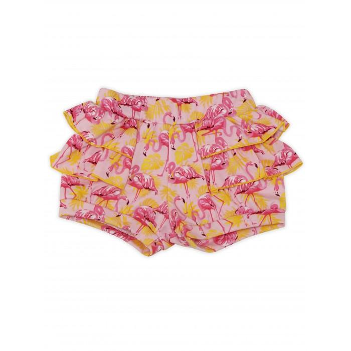 Шорты и бриджи Babyglory с рюшей для девочки Summer Time STF008