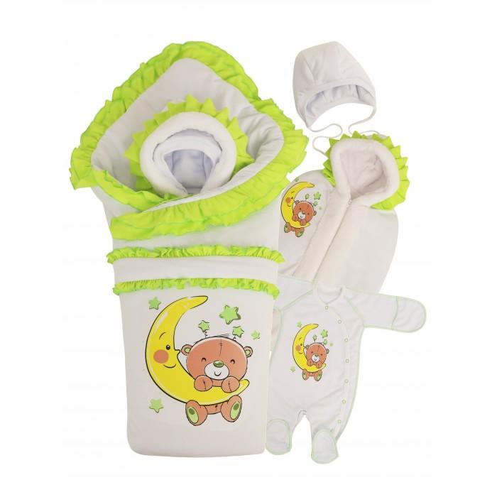 Комплект на выписку Babyglory Соня зима (6 предметов) Соня зима (6 предметов)