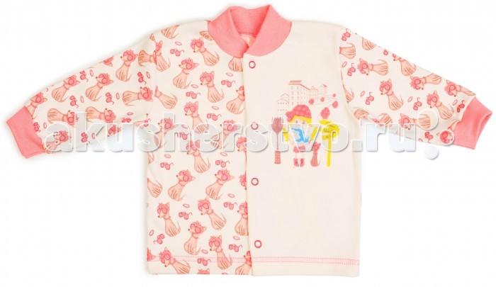 Распашонки и кофточки Babyglory Кофточка для девочки Римские каникулы