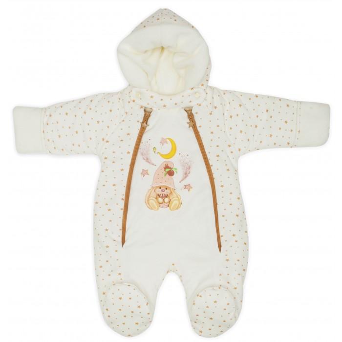Демисезонные комбинезоны и комплекты Babyglory Комбинезон на синтепоне Маленький гномик матрас универсальный в коляску esspero baby cotton heart 108068284