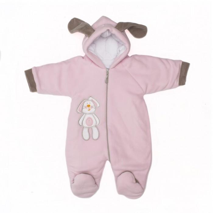 Babyglory Комбинезон утепленный Зоопарк