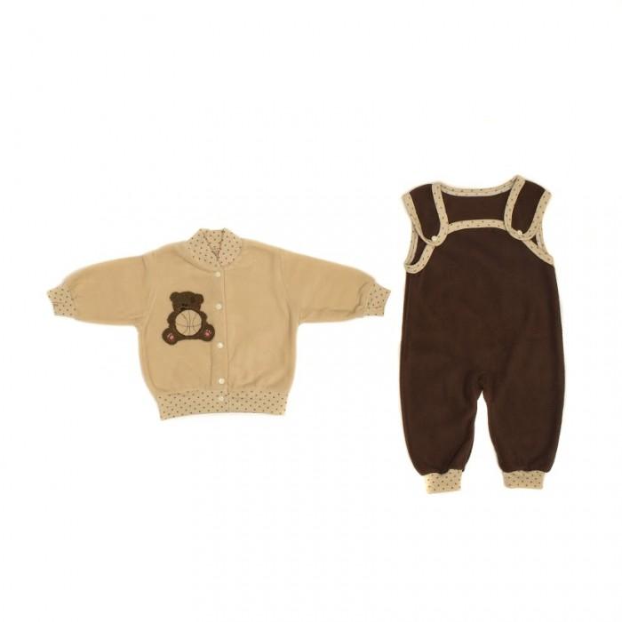 Babyglory Костюм Тимоша (кофточка и полукомбинезон) Костюм Тимоша (кофточка и полукомбинезон)