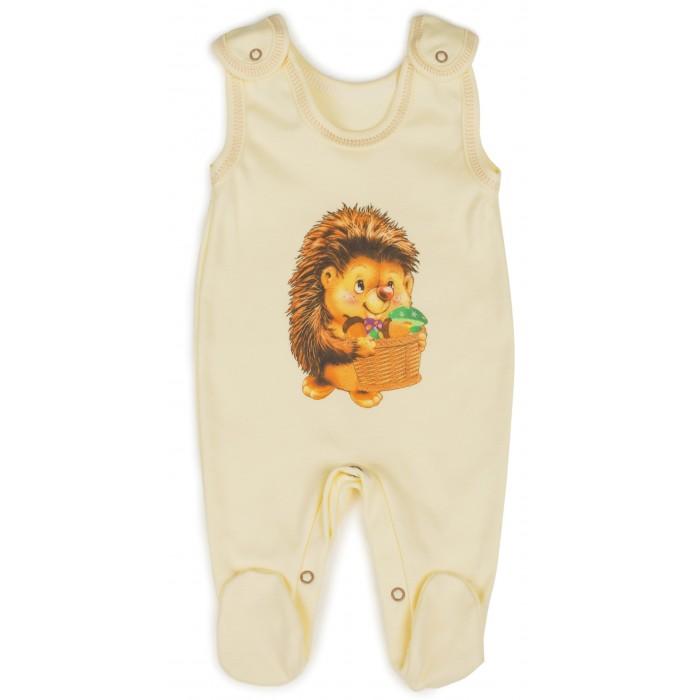 Комбинезоны и полукомбинезоны Babyglory Полукомбинезон Лесные жители полукомбинезоны для новоржденных