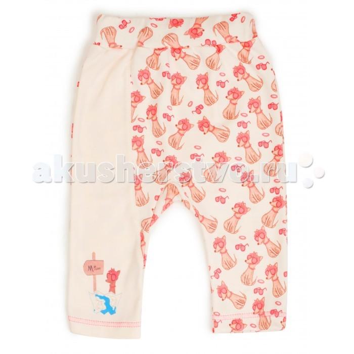 Брюки, джинсы и штанишки Babyglory Штанишки для девочки Римские каникулы брюки котмаркот штанишки звездное небо