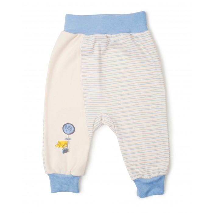 Брюки, джинсы и штанишки Babyglory Штанишки с манжетами для мальчика Римские каникулы
