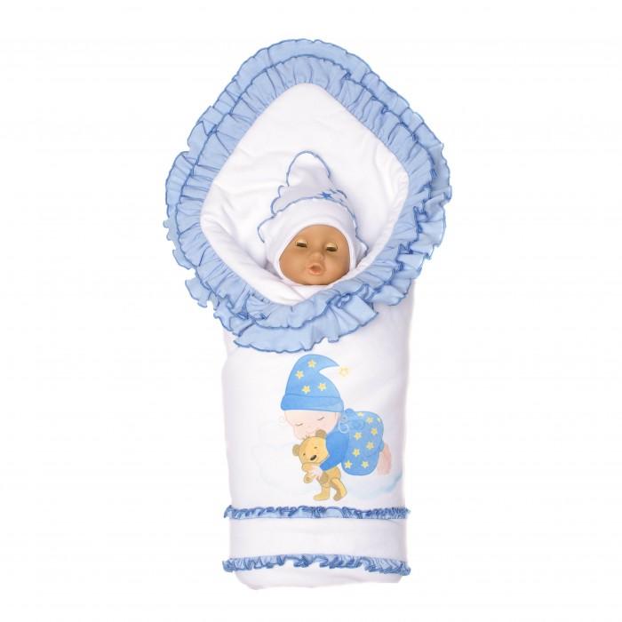 Детская одежда , Комплекты на выписку Babyglory Соня лето (4 предмета) арт: 308694 -  Комплекты на выписку
