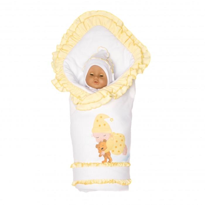 Babyglory Комплект на выписку Соня лето (4 предмета) Комплект на выписку Соня лето (4 предмета)