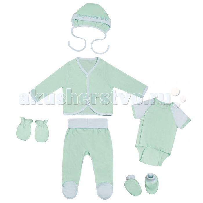 Детская одежда , Комплекты детской одежды Babygold Комплект 6 предметов арт: 359159 -  Комплекты детской одежды