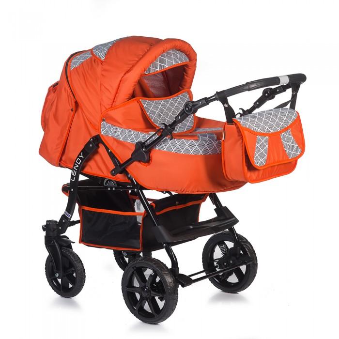 Детские коляски , Коляски-трансформеры BabyHit Lendy арт: 435684 -  Коляски-трансформеры
