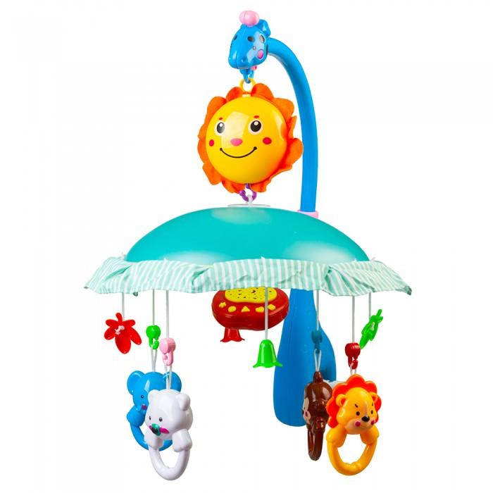 Мобили BabyHit Музыкальная карусель Spin Dream мобили zhorya музыкальная карусель улыбка детства н61456