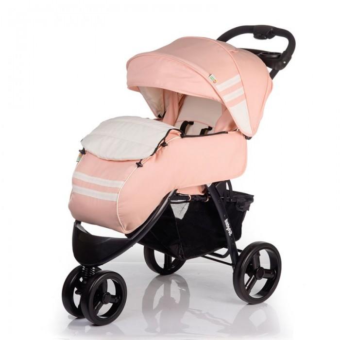 Прогулочная коляска BabyHit VoyageVoyageПрогулочная коляска BabyHit Voyage станет незаменимым помощником для родителей малыша с 6-ти месяцев и до 3-х лет. Легкая, удобная и функциональная коляска, выполненная в оригинальном стиле и приятных расцветках.   Комфортная и удобная прогулочная коляска Babyhit Voyage предоставит малышу наилучшие условия для увлекательных прогулок и изучения окружающего мира. Для этого спинка сиденья регулируется в нескольких положениях и опускается до горизонтального положения, образуя отличное спальное место, где малыш может с комфортом и удобством поспать во время прогулки.  Особенности: Прогулочная коляска с расширенным климатическим сезоном Передние сдвоенные поворотные колеса фиксируются в положении прямо Складывание одной рукой Капюшон батискаф Регулируемая до положения лежа спинка Регулируемая подножка Амортизация на всех колесах 5-ти точечная система ремней безопасности Съемный поручень с паховым ремнем. Столик с подстаканниками на ручке. В комплекте: полог, дождевик, москитная сетка.  Размеры: Размер коляски в разложенном виде: 102х56х108 см (ДхШхВ)  Размер коляски в сложенном виде: 100х56х33 см (ДхШхВ)       Размер спального места: 89х34 см (ДхШ) Ширина сиденья: 34 см Длина сиденья:  25 см Высота спинки:  44 см Высота до ручки: 107 см Диаметр колес: 20,5 см/ 25,5 см Масса: 12 кг<br>