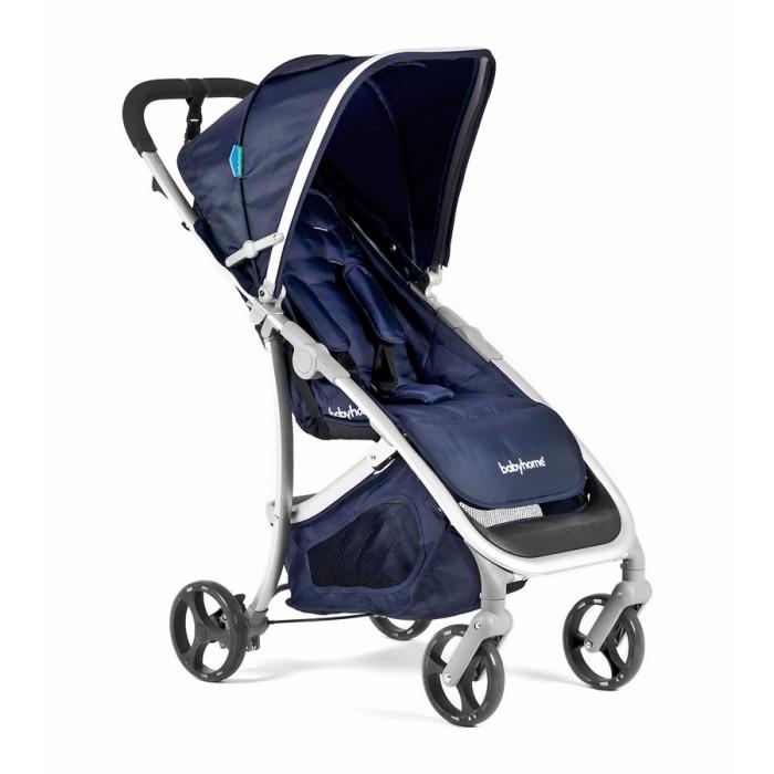 Прогулочная коляска Babyhome EmotionEmotionПрогулочная коляска Babyhome Emotion является одной из самых востребованных колясок, так как сочетает в себе легкость, практичность и дизайн. Коляска Emotion предназначена для тех, которые ищут легкие коляски, без необходимости жертвовать последними тенденциями моды.  Прогулочный блок: Предназначен для детей от 6 месяцев до 3-х лет  Комфортное и очень удобное сиденье  Регулируемая спинка до 160 градусов Большой водонепроницаемый капюшон с окошком Высокотехнологичные моющие ткани  Регулируемая подножка 5-ти точечные ремни безопасности с мягкими накладками  Максимальная нагрузка 25 кг.  Ручка: Эргономичная рукоятка с резиновым покрытием, чтобы руки не скользили.  Колеса: Съемные колеса сделаны при помощи инновационных материалов Одинарные с амортизаторами (оснащены шариковыми подшипниками)  Поворотные передние колеса вращаются на 360 градусов.  Шасси: легкое алюминиевое шасси  легко и быстро складывается по типу книжки. Устойчивое положение собранном виде  тормоза централизованные, на заднем колесе  просторная корзина для покупок.  Размеры: Размер в сложенном виде: 22 х 46 х 84 см Размер в разложенном виде: 100 х 46 х 84 см Диаметр колес: 16.5 см Вес коляски: 6 кг.   Бампер покупается отдельно.  В 2010 коляске Emotion была присвоена престижная награда Red Dot Design Award в категории Лучший дизайн продукта.<br>