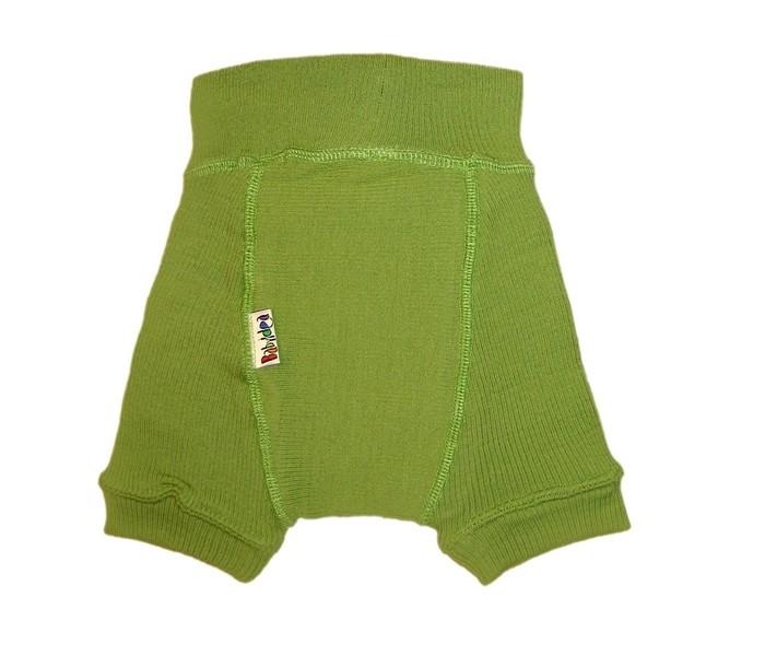 Брюки, джинсы и штанишки Babyidea Пеленальные штанишки короткие Wool Shorties