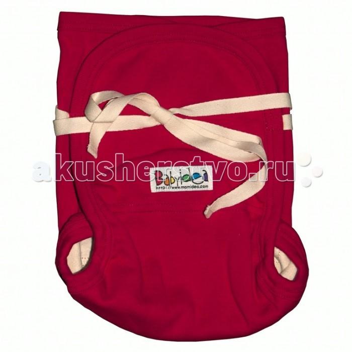 Многоразовые подгузники и трусики Babyidea Трикотажный подгузник Hemp Hour Strap Soft (2 шт.), Многоразовые подгузники и трусики - артикул:47756