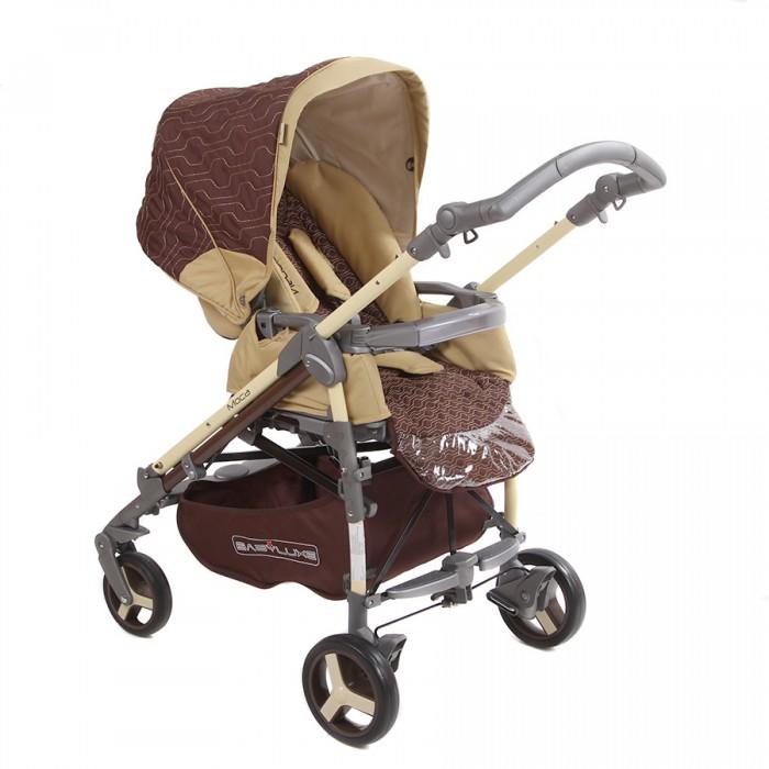 Прогулочная коляска Babylux CaritaCaritaМногофункциональная прогулочная коляска Carita для детей до 3х лет очень маневренная, надежная и комфортная. Она сделана из качественных и продуманных материалов.   Характеристики: Стильный дизайн и красивая, модная расцветка Компактный и простой механизм складывания - книжка Ручки можно регулировать по высоте, при помощи несложного механизма Колеса одинарные, небольшие. На каждом есть амортизация Передние колеса поворачиваются на 360 градусов, а на задних есть тормоза Металлическая рама очень прочная Под сиденьем есть вместительная корзина Удобная подставка для ног. Ее можно мыть Подножка регулируется и устанавливается в двух положениях Два положения спинки коляски, включая горизонтальное, позволит придать удобное положение малышу Капюшон очень большой. Хорошо закрывает от солнца Сиденье устанавливается в двух положениях относительно движения (Reverse). У него высокие и мягкие бортики Ребенка можно пристегнуть пятиточечными ремнями безопасности с мягкими накладками Бампер пластиковый. Его можно снимать  Вес: 14.5 кг<br>