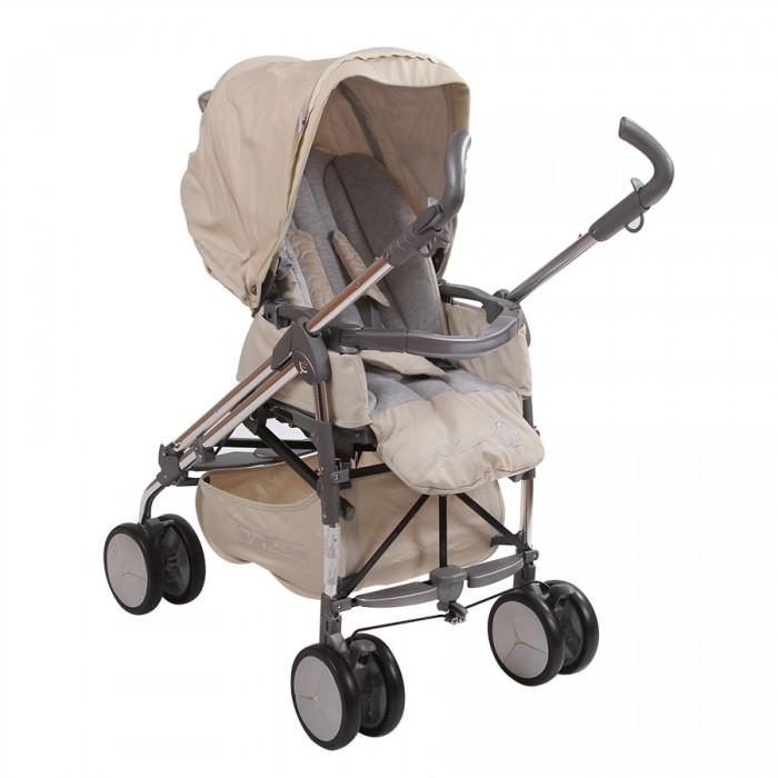 Коляска-трость Babylux CaritaCaritaМногофункциональная прогулочная коляска-трость Carita для детей до 3х лет очень маневренная, надежная и комфортная. Она сделана из качественных и продуманных материалов.   Характеристики: Механизм складывания типа трость Прогулочный блок переставляется в обе стороны(REVERSE) Плавающие передние колеса с фиксатором+амортизаторы Задние колеса с центральным тормозом+амортизаторы Регулируемые телескопические ручки Регулируемая подножка 5-точечные ремни безопасности 4 положения спинки, включая горизонтальное Съемный, гибкий бампер. Не мешает при сложении Чехол на ножки Предусмотрена корзина для мелочей  Вес: 15 кг<br>