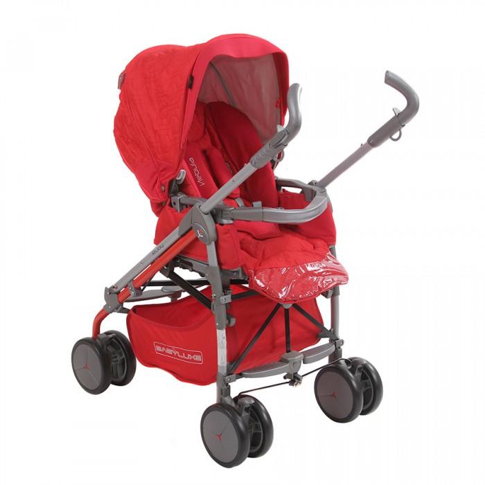 Коляска-трость Babylux CaritaCaritaКоляска-трость Babylux CaritaМногофункциональная прогулочная коляска-трость Carita для детей до 3-х лет очень маневренная, надежная и комфортная. Она сделана из качественных и продуманных материалов.   Особенности: Механизм складывания типа трость Прогулочный блок переставляется в обе стороны(REVERSE) Плавающие передние колеса с фиксатором+амортизаторы Задние колеса с центральным тормозом+амортизаторы Регулируемые телескопические ручки Регулируемая подножка 5-точечные ремни безопасности 4 положения спинки, включая горизонтальное Съемный, гибкий бампер. Не мешает при сложении Чехол на ножки Предусмотрена корзина для мелочей Вес: 15 кг<br>