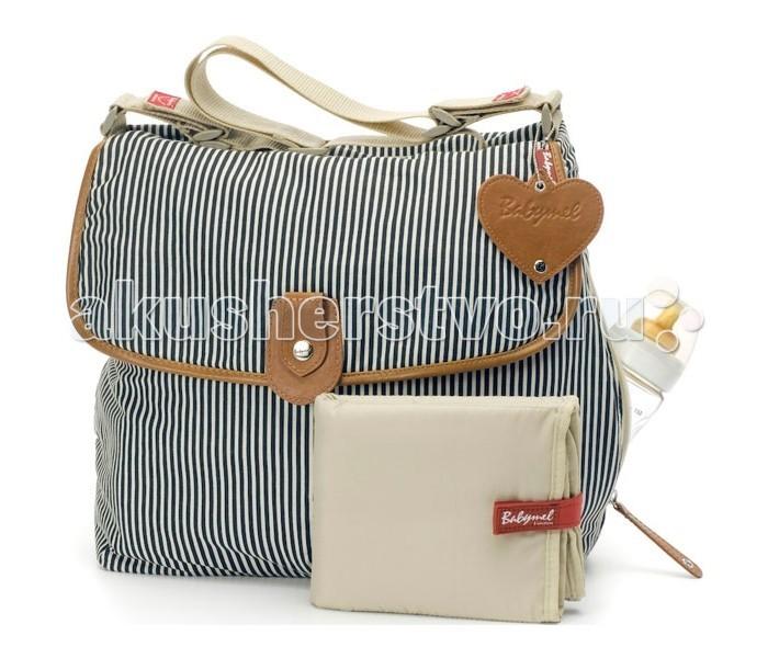 Сумки для мамы Babymel Сумка для мамы Satchel сумки для мамы gesslein сумка 3