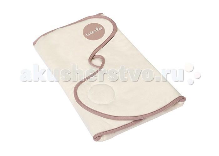 Пеленка Babymoov для пеленания 0+для пеленания 0+Одеяло для пеленания, выполненное из уникальной «дышащей» ткани, поможет быстро и легко запеленать малыша. Для этого понадобиться всего 4 движения! Также есть возможность отрегулировать тугость пеленания с помощью липучек, которые также помогут надежно зафиксировать одеяло. В составе ткани 100% хлопок, что является очень важно для здоровья малыша, ведь в этом возрасте кожа очень нежная и ей необходимы соприкосновения только с мягкими материалами.    Одеяло можно стирать в машинке при температуре 30&#730;С.  Размеры одеяла: 60 х 24 х 2 см.<br>