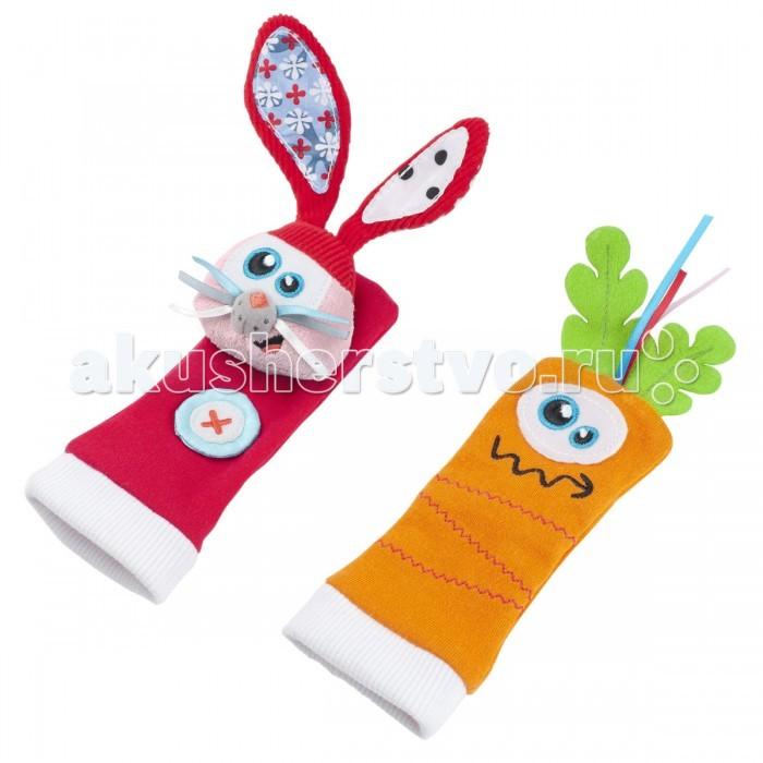 где купить Погремушки Babymoov носочки по лучшей цене