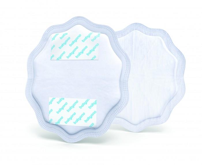 Гигиена для мамы BabyOno Вкладыши для груди Natural Nursing 24 шт. гигиена для мамы hartmann вкладыши для кормящей мамы bel baby nursing pads 30 шт