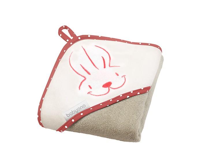 Купание малыша , Полотенца BabyOno Полотенце Smile 76х76 см арт: 450899 -  Полотенца