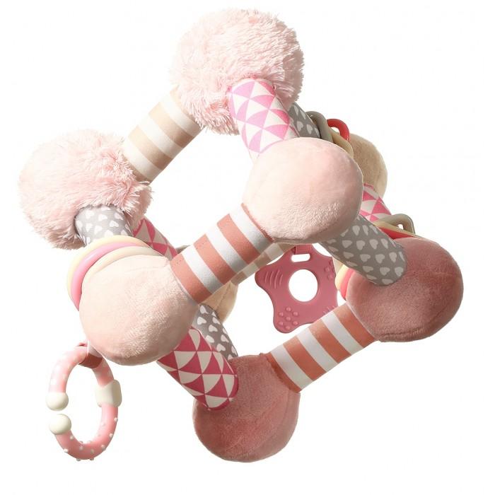 Купить Развивающие игрушки, Развивающая игрушка BabyOno Tiny Yoga Cube