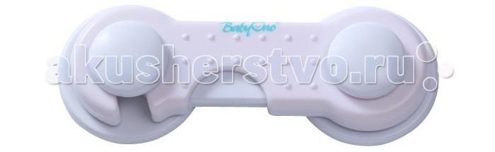 Блокирующие устройства BabyOno Защита для шкафчиков (2 шт.) babyono защита для шкафчиков 2 шт