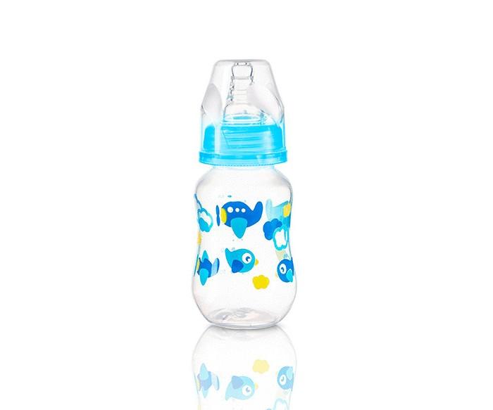 Бутылочки BabyOno Антиколиковая стандартная 120 мл бутылочки для кормления