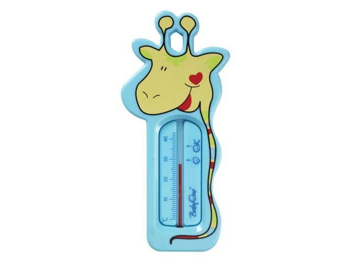 Термометры для воды BabyOno Жираф таймеры термометры