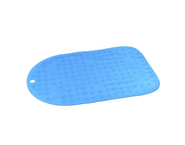 babyono контейнер для игры в ванной цвет голубой Коврики для купания BabyOno противоскользящий для ванной 55х35 см