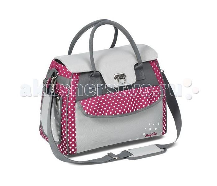 BabyOno Сумка для мам StyleСумка для мам StyleСумка для мамы Style с подкладкой для пеленания – это современный городской стиль и функциональность.   Цветовая гамма и дизайн позволяют подобрать сумку к детской коляске. Сумка – учитывая внешний вид, конструкцию и вместительность – представляет собой гибрид сумки для коляски и женской сумочки, в связи с чем может использоваться не только для прогулок с ребёнком.   Сумка оснащена боковыми ремнями, с помощью которых может крепиться к коляске. На втором ремне имеется мягкая накладка для повышения комфорта ношения на плече. Внутри сумка содержит множество перегородок и карманов.  Сумка для мамы Style с подкладкой для пеленания: стильная и женственная в комплекте подкладка для пеленания многофункциональная и вместительная прогулочная сумка длинный ремень на плечо и короткие ручки имеет множество перегородок и карманов боковые ремни для крепления к коляске  Размер (шхвхг) 39х38х21 см.<br>