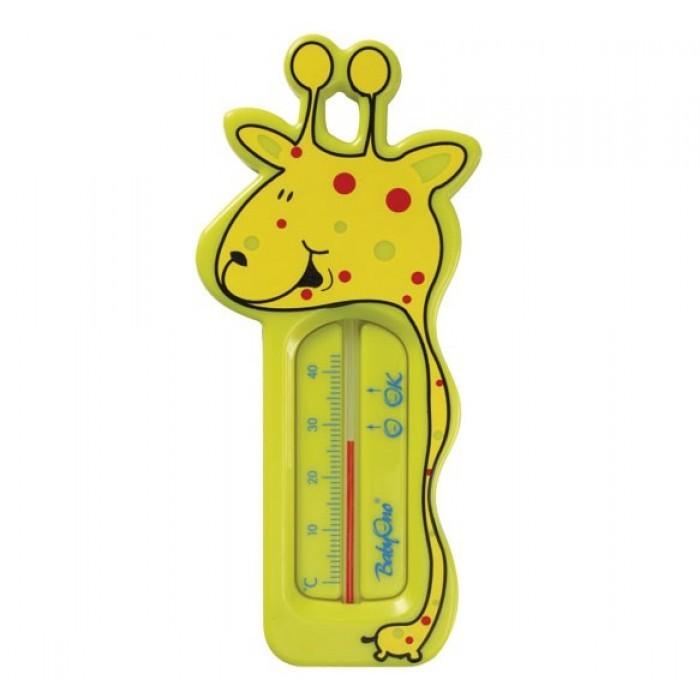Термометры для воды BabyOno Жираф babyono жираф желтый