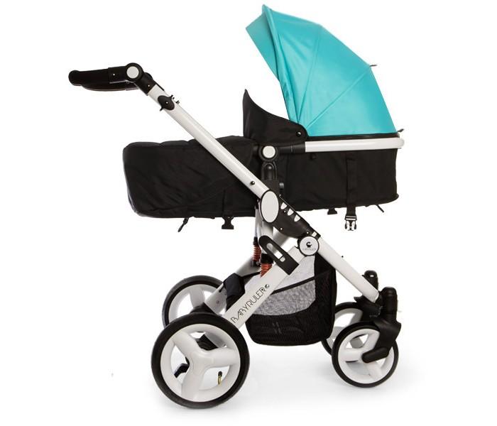 Коляска-трансформер Babyruler ST166ST166Коляска-трансформер Babyruler ST166 - многофункциональная коляска-трансформер для комфортных прогулок. Самая лёгкая на рынке, вес всего 10 кг! Коляска предназначена для детей от 0 месяцев до примерно 3-х лет. Режим люльки используется от 0 месяцев до того момента, как ребенок не начнет самостоятельно сидеть (примерно 6-7 месяцев).  Особенности: Никаких дополнительных заменяемых блоков - легкая трансформация из люльки (лёжа) в прогулку (сидя) и наоборот. Вес всего 10 кг., благодаря раме из алюминиевого профиля. Легкая смена положения. Люлька устанавливается в 2 положения - по ходу и против хода. Регулировка угла наклона кресла в 3-х положениях. Утепленный чехол на люльку и прогулочный блок сделает прогулки комфортными в прохладную погоду. Регулируемая по высоте ручка, позволяет человеку любого роста сделать себе комфортным перемещение коляски. Солнцезащитный козырек спрячет малыша от солнца, обеспечит комфортный отдых. Съемные передние и задние колеса. Страховочный ремень на руку, предотвращает произвольное движение коляски, если Вы не заблокировали колеса.<br>