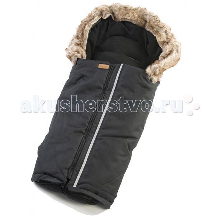 Зимний конверт BabyTrold Trille 15-30SP15-30SPBabyTrold Trille Зимний конверт 15-30SP мягкий, красивый и очень теплый зимний конверт с меховым воротником подходит для всех моделей детских колясок.   Зимний конверт имеет специальные отверстия при использовании 5-точечных ремней безопасности, а также противоскользящие материалы на спине. Нижняя часть зимнего конверта является съемной, поэтому ее можно использовать в качестве игрового коврика. Застежка-молния водонепроницаема и имеет светоотражающую полосу.  Размер: 100 x 51 x 10 см<br>