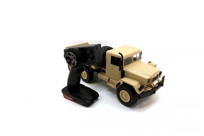 Машины Balbi Внедорожник 6х6 balbi crawler на радиоуправлении зеленый 1 18