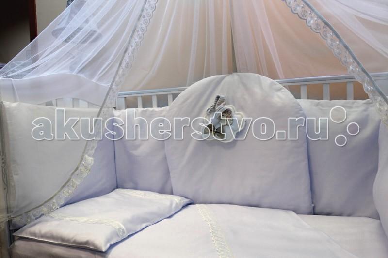 Комплекты в кроватку Балу Ангел мой (7 предметов) комплекты в кроватку балу спокойной ночи 7 предметов