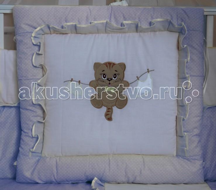 Комплекты в кроватку Балу Мультяшки (8 предметов)