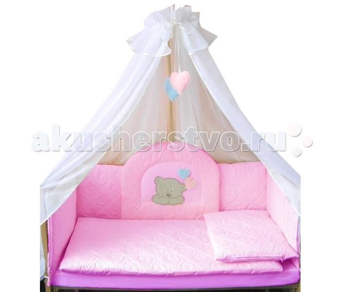 Комплект в кроватку Балу Тедди (7 предметов)