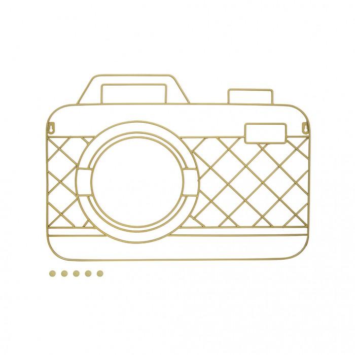 Купить Фотоальбомы и рамки, Balvi Держатель для фотографий магнитный Memory Cam