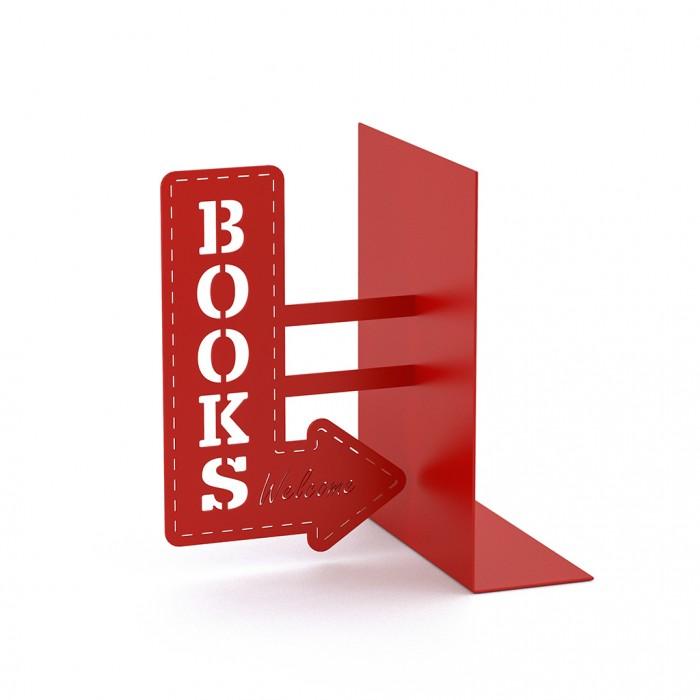 Купить Канцелярия, Balvi Держатель для книг BookShop