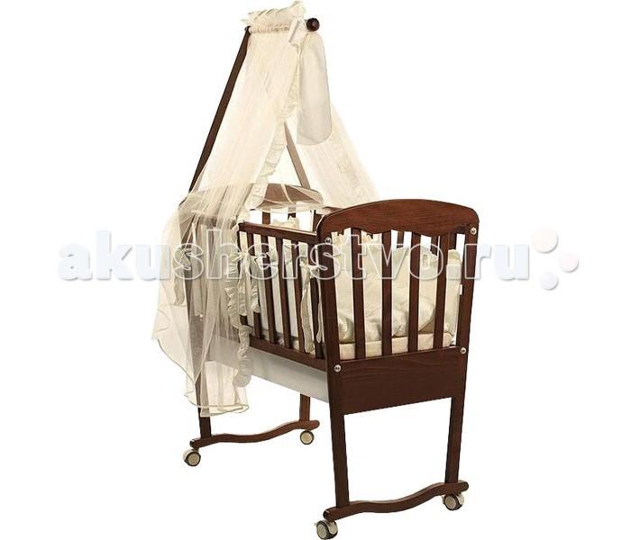 Детская мебель , Колыбели Bambolina Love арт: 18284 -  Колыбели