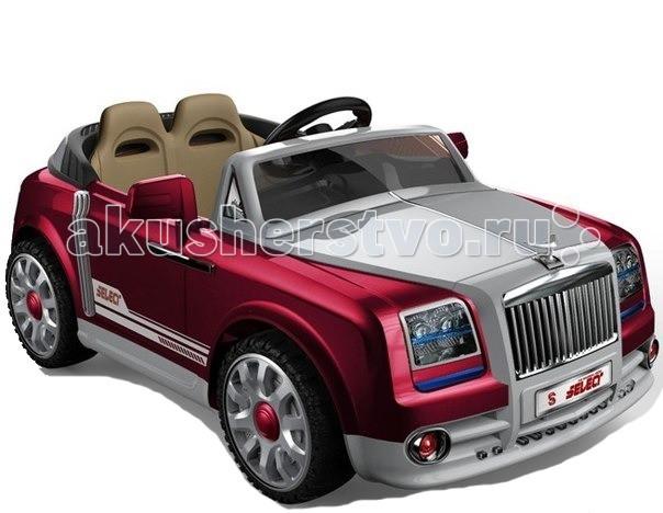 Электромобиль Bambini Elite CarElite CarЭлектромобиль Elite Car приведет любого ребенка в восторг. Имея уменьшенную копию автомобиля, ребенок сможет почувствовать себя настоящим водителем.   Стильный, яркий электромобиль для детей Музыкальная панель на руле Фары горят при включении 1 x Аккумулятор 12V/7A или 2x6V 7A 2 мощных мотора по 30W Пульт ДУ Радиус от 10 до 20 метров MP3 вход, колонки, регулятор громкости, переходник Оригинальное зарядное устройство Комфортные сидения Одно посадочное место Ремень безопасности 2 скорости - вперед и 1 - назад (кнопка) Максимальная скорость 7 км/час Универсальный рулевой механизм, обеспечивающий плавный поворот колес без резких движений Спортивная подвеска Резиновые накладки на колесах Заряжается 8-12 часов Время беспрерывной работы аккумулятора: 2 часа Количество циклов аккумулятора 250-300 Максимальная грузоподъемность 40 кг<br>