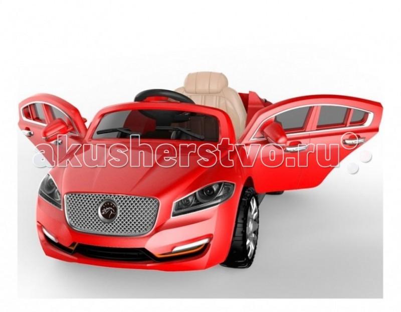 Детский транспорт , Электромобили Bambini Red Car арт: 65907 -  Электромобили
